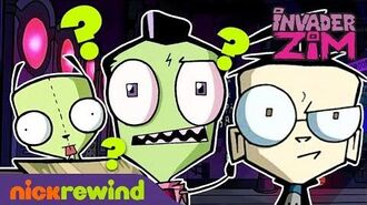 Invader Zim's Mysterious Mysteries! 😎 NickRewind