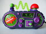 Nickelodeon Time Blaster Alarm Clock