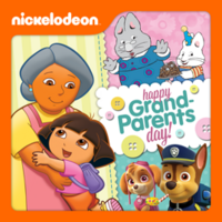 Nickelodeon - Happy Grandparents Day! 2014 iTunes Cover