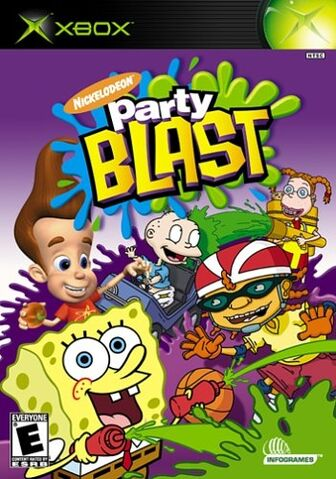 File:Nickelodeon Party Blast for Xbox.jpg