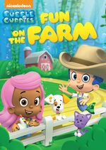 Bubble Guppies On the Farm DVD