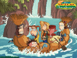 The Wild Thornberrys Wallpaper