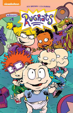 Rugrats KaBoom comic issue 1