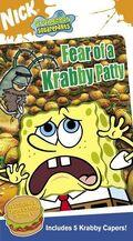 SpongeBobVHS FearOfAKrabbyPatty