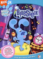 Blue's Clues Bluestock DVD