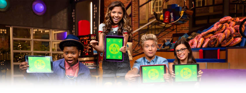Game Shakers Titelbild 2