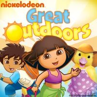 Nickelodeon - Great Outdoors 2009 iTunes Cover