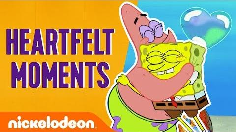 SpongeBob's Heartwarming Moments 💛 SpongeBob SquarePants Nick