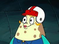 SpongeBob SquarePants Mrs. Puff Boating Helmet
