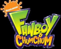 Fanboy x chum chum logo