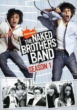 Naked Brothers Band DVD = Season 1