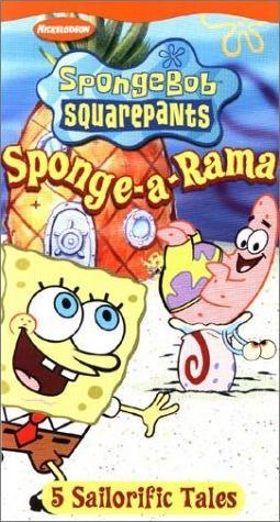 File:SpongebobVHS Sponge-a-rama.jpg
