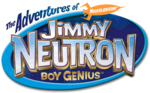 The Adventures of Jimmy Neutron Boy Genius logo