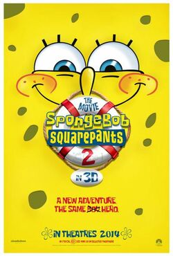 The Spongebob Squarepants Movie Sequel Poster