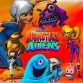 Monsters vs. aliens icon