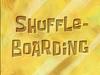 Shuffleboarding
