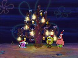 SpongeBobChristmasTree