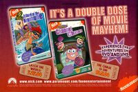 Rocket Menehune Fairly Odd Channel Chasers print ad NickMag Aug 2004