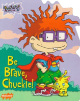 Rugrats Be Brave Chuckie! Book