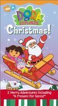 Dora the Explorer Dora's Christmas VHS