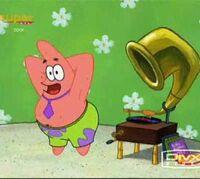 Dancing Patrick