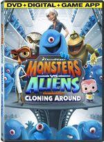 MvA Cloning Around DVD