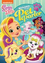 Sunny Day Welcome to the Pet Parlor DVD