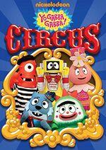 Yo Gabba Gabba Circus DVD