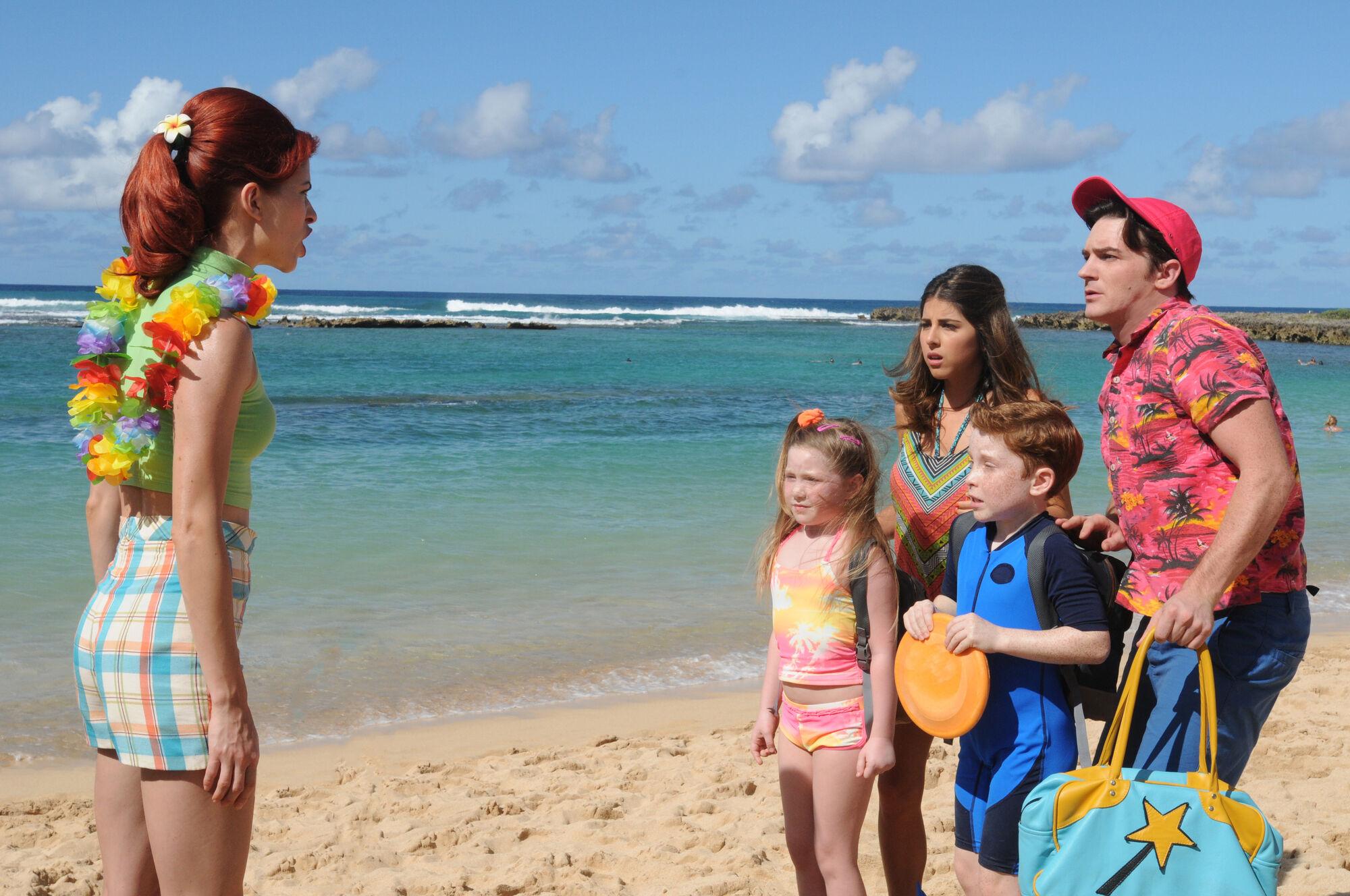 cosmo & wanda – auwei hawaii!