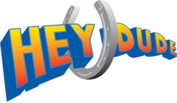 Hey Dude logo