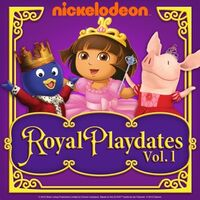 Nickelodeon - Royal Playdates Vol. 1 2013 iTunes Cover