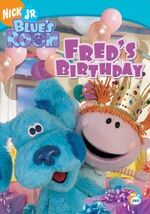 Blue's Room Fred's Birthday DVD