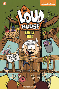 Loud House Family Tree Cover