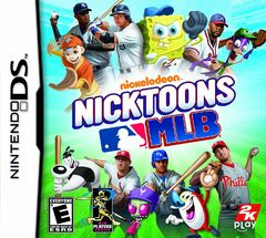 Nicktoons MLB DS Cover
