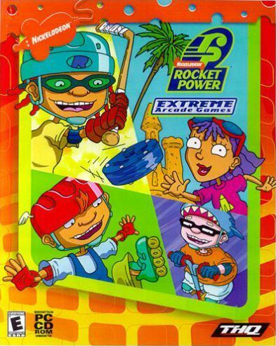 rocket power extreme arcade games nickelodeon fandom powered by
