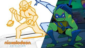 """""""Sparring Partner"""" 🐢 Animatic Rise of the TMNT"""