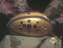 The Jewel-Encrusted Egg of Catherine the Great