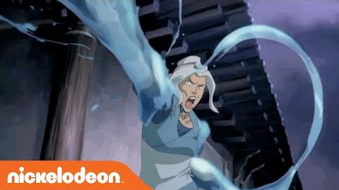 The Legend of Korra Friday Night Trailer Nick