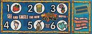 Blockbuster Rugrats Go Wild Odorama Card