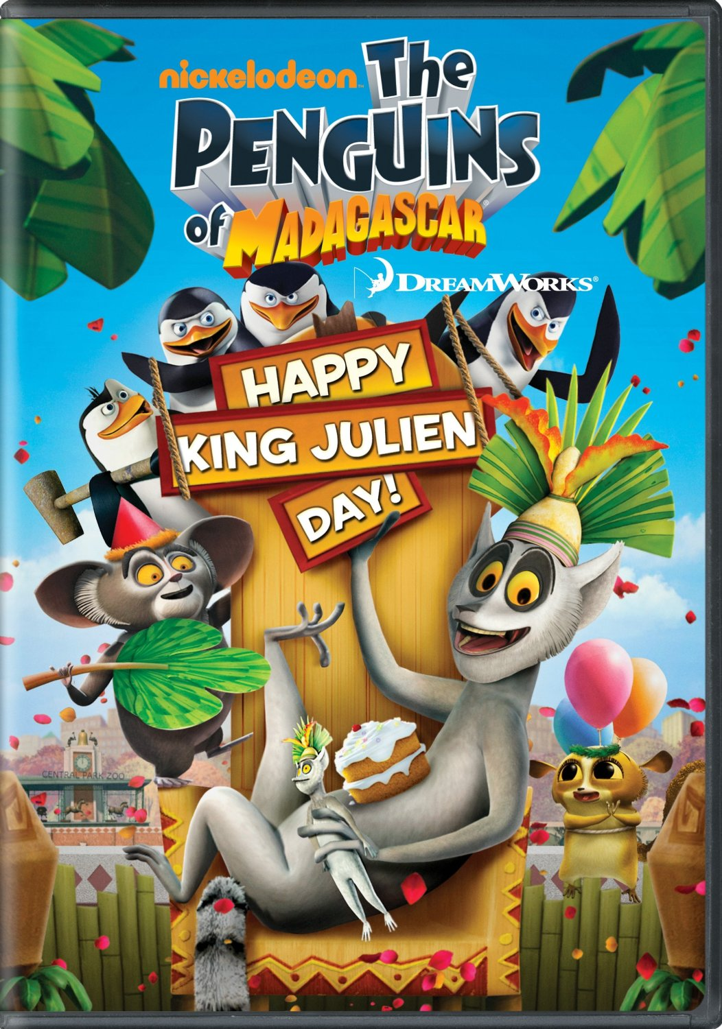 List of Synonyms and Antonyms of the Word: Madagascar Dvds