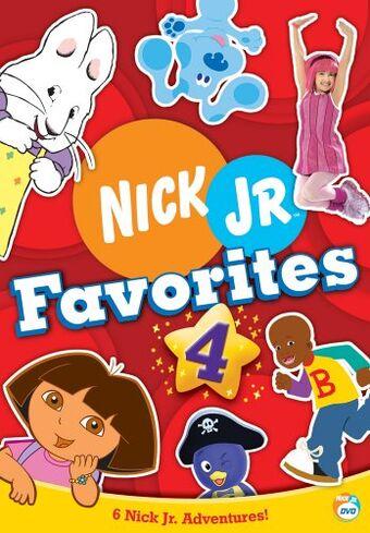 Nick Jr Compilation Videos Nickelodeon Fandom