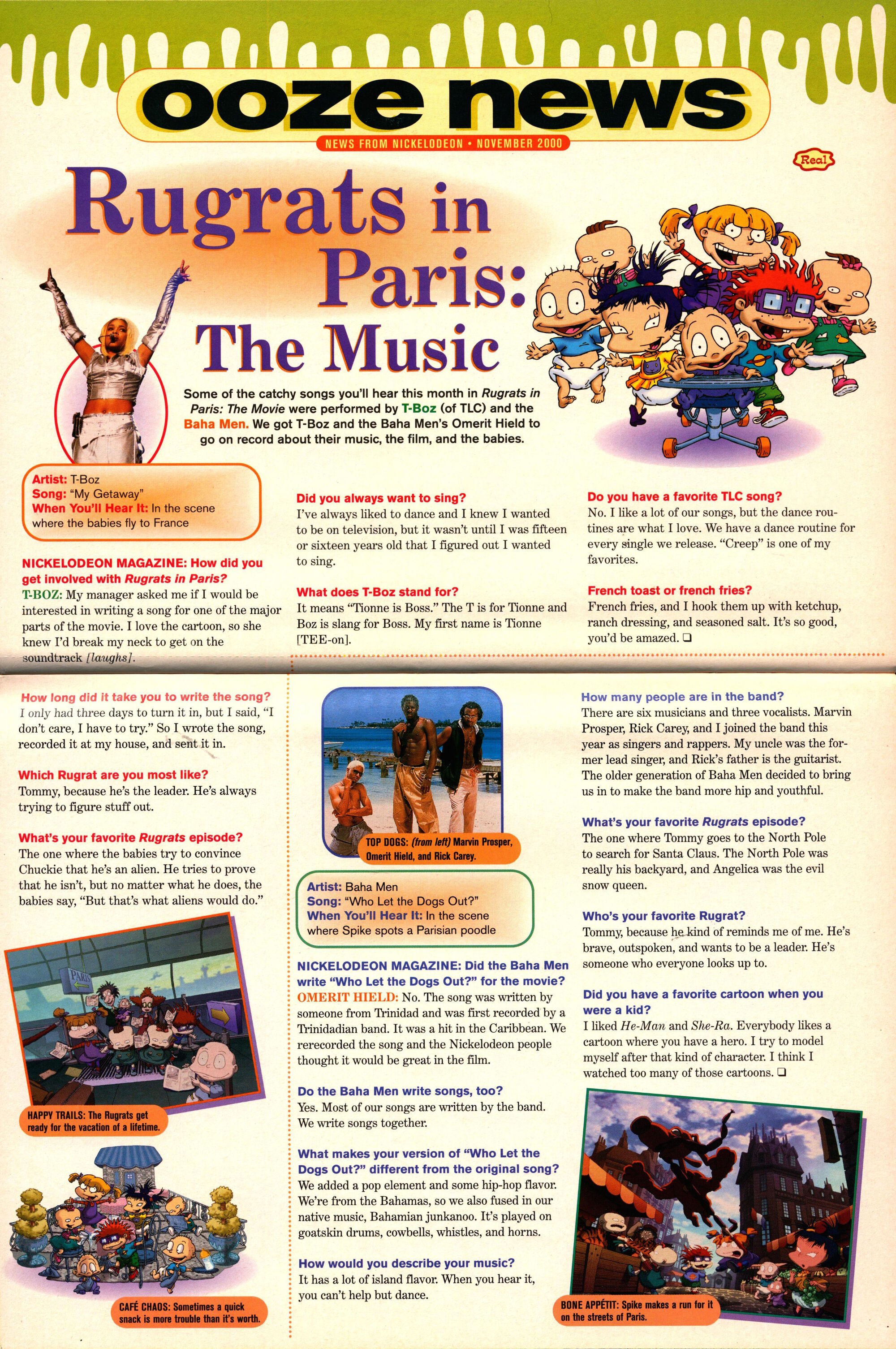 Rugrats In Paris The Movie Soundtrack Nickelodeon Fandom