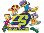 Rocket Power Group Picture
