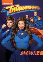 Thundermans Season 4 DVD