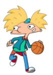 Arnold (TJM) Playing Basketball