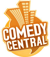Comedy Central Logo Gelb