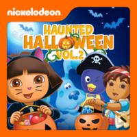 Nickelodeon - Haunted Halloween Vol. 2 2009 iTunes Cover