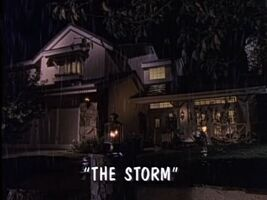 The Storm Title