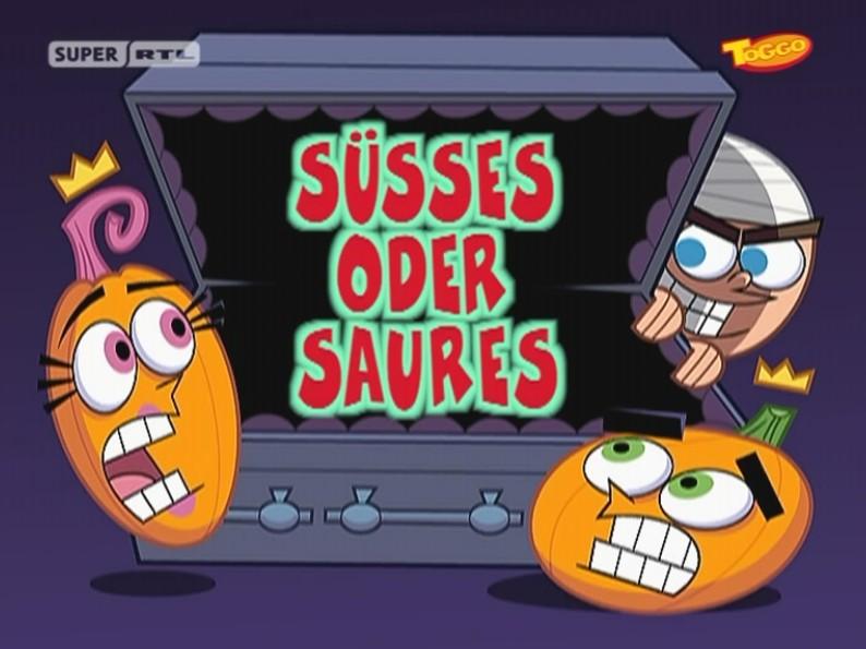 Halloween Spruch Süßes Oder Saures