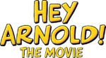 Hey Arnold movie transparent logo
